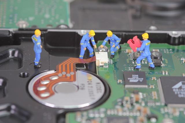 Réparer le disque dur pour récupérer des données sur un ordinateur