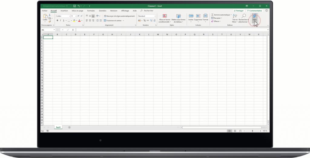 Récupérer un fichier Excel