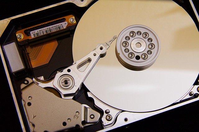 sauvegarder sur disque dur