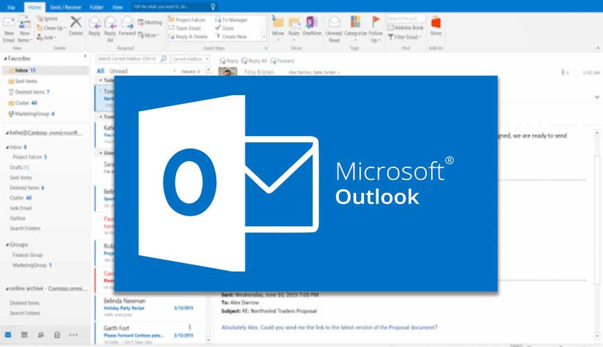 annuler email sur outlook