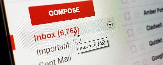 annuler un email sur gmail
