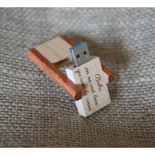 cle usb personnalisable