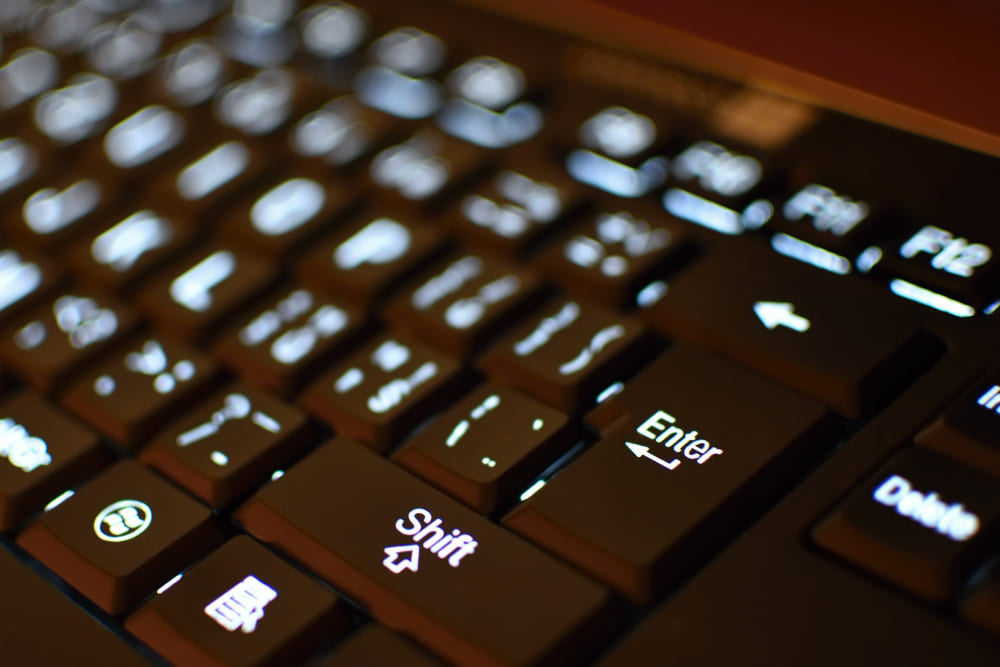 clavier laptop